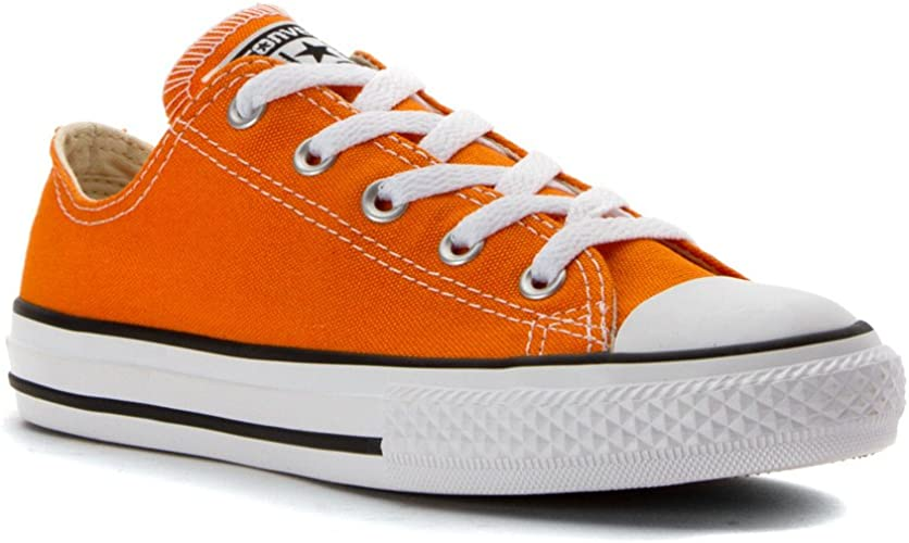 Converse Chuck Taylor AS OX Sneaker Kids Orange