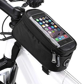 Bolsa para cuadro de bicicleta, Wheel Up 4,8/5 pulgadas ...