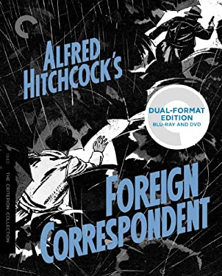 Foreign Correspondent (Criterion Collection) (Blu-ray + DVD)