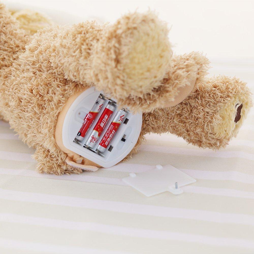 Hide And Play Bear Kids Birthday Christmas Gift Cute Music Bear Plush Toy Peek a Boo Bear