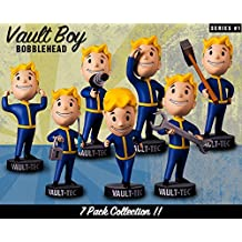 Fallout 4 Vault Boy 111 Bobbleheads 5 '' Series # 1 7 Pack Collection [parallel import goods]