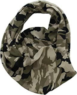 elegante Schuhe Geschicktes Design Original wählen N.N. Schal und Tuch Halstuch Army Camouflage Muster: Amazon ...