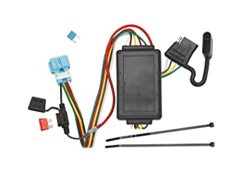 Strange Amazon Com Tekonsha 118500 T One Connector Assembly With Upgraded Wiring Database Gramgelartorg
