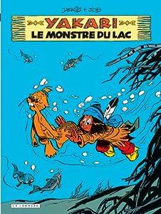 "Afficher ""Yakari n° 17 monstre du lac (Le)"""