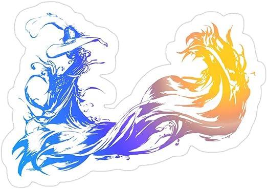 Final Fantasy Tidus Sticker