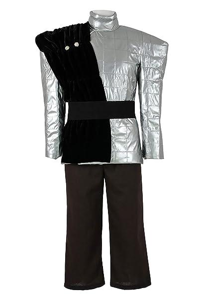 Amazon.com: Star Trek - Disfraz de romulanos para hombre ...
