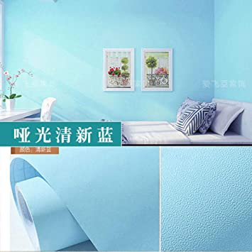 Papel pintado autoadhesivo dormitorio impermeable autoadhesivo ...
