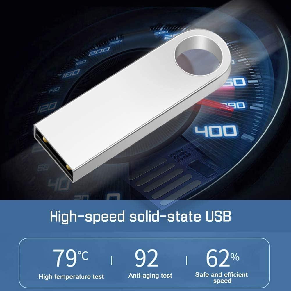 USB Flash Drives 256GB//512GB//1TB USB memory stick drive Waterproof Thumb Pen DriveThumb Drives Metal Memory 512GB