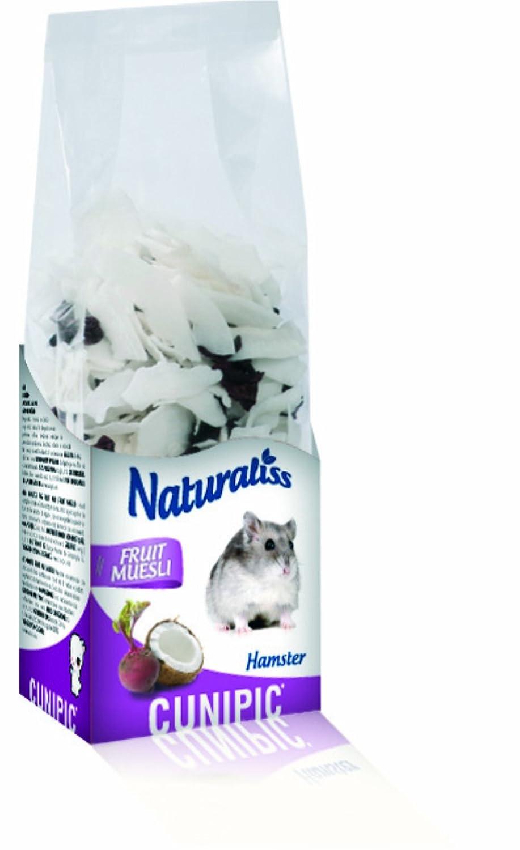 Naturaliss snacks para hamster [4 variedades]