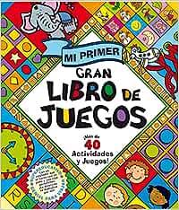 Mi primer gran libro de juegos (LIBRO JUEGO): Amazon.es