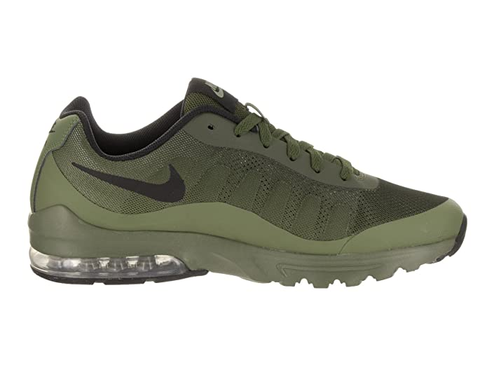 new product 21270 97c11 NIKE Men s Air Max Invigor Print Running Shoe, Palm Green Black Legion Green,  7.5 M US  Amazon.co.uk  Shoes   Bags
