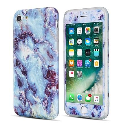 Amazon.com: Carcasa para iPhone (ultrafina, de TPU brillante ...