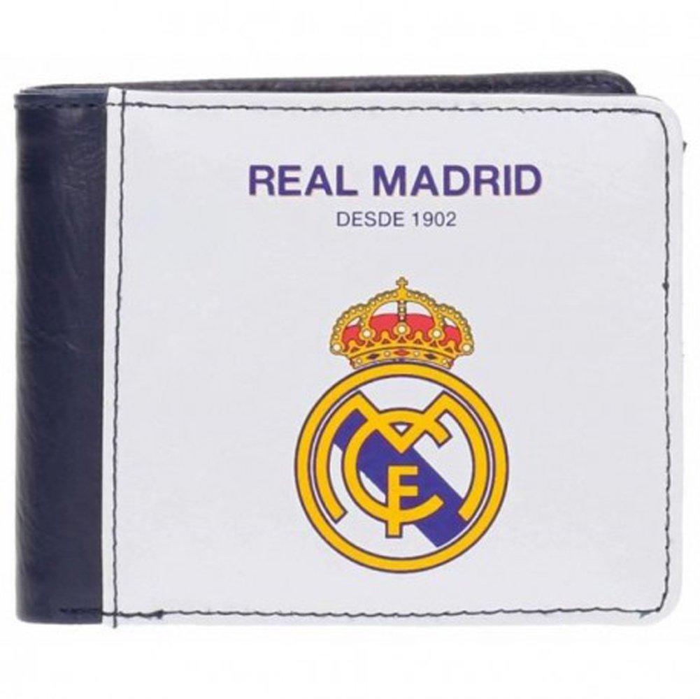 Real Madrid - Cartera multicolor 1: Amazon.es: Equipaje