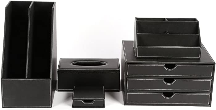 Top 10 Synthetic Leather Home And Office Organizers