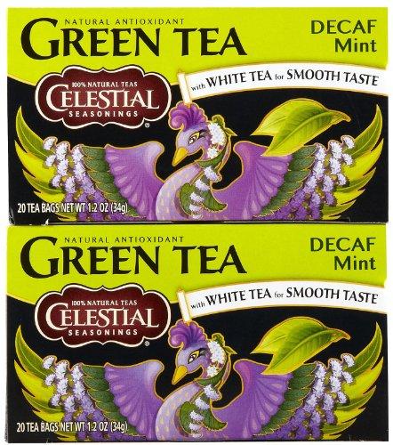 Celestial Seasonings Decaf Mint Green product image