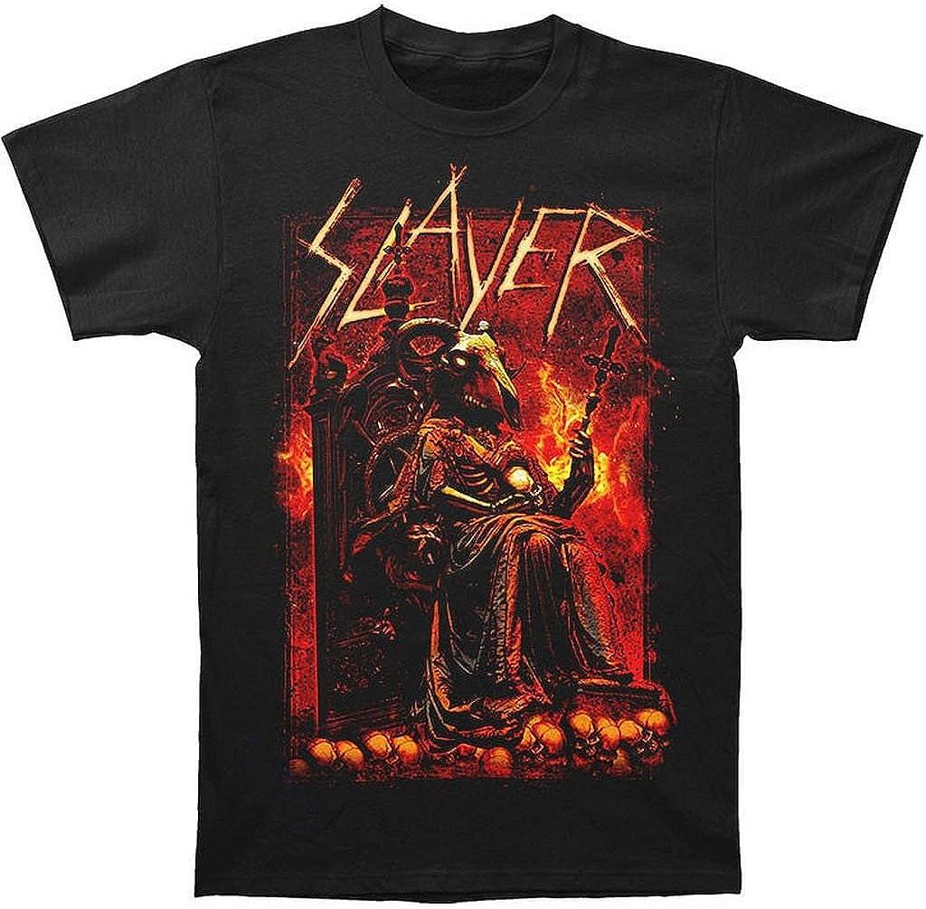 slayer skull model:2 BLACK t-shirt SLAYER BAND clothing boy girl children