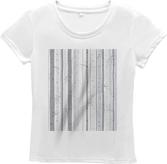 b73b9b643d2 Lunarable Grey Women s T Shirt