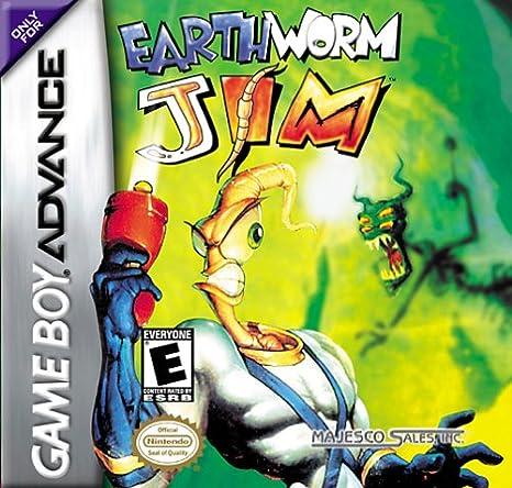 Amazon.com: Earthworm Jim: Unknown: Video Games