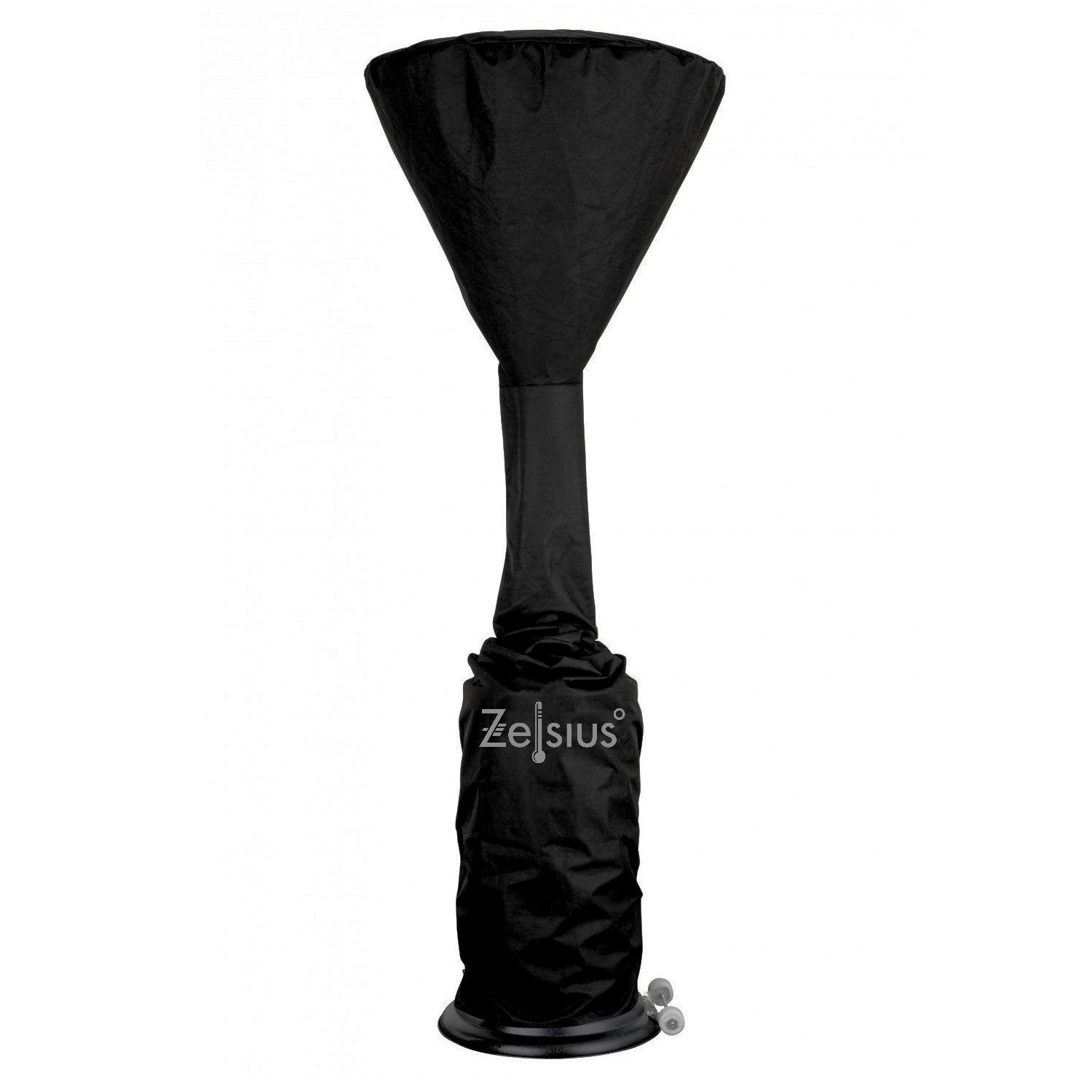 Zelsius Patio Heater Cover, Protective Cover for Patio Heater Heating Pyramid Approx. Diameter 70 x (H) 252 cm, and more
