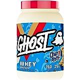 "Ghost""Chip Ahoy"" Whey Protein & Plush Orange Sport Towel"