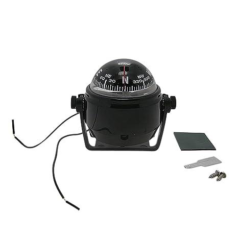 Amazon.com: 1 paquete precisión luz LED pivotante llavero ...
