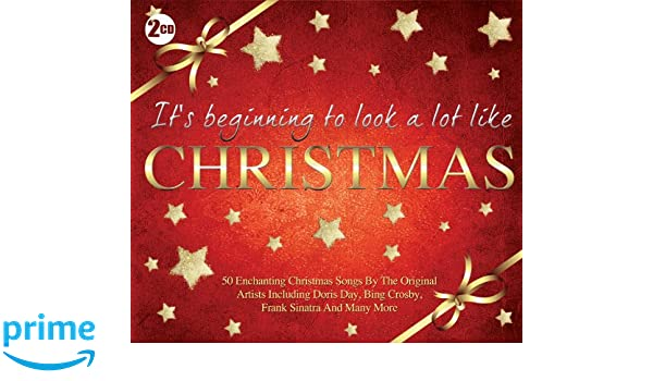various artists its beginning to look a lot like christmas various amazoncom music - Its Beginning To Look Alot Like Christmas Bing Crosby