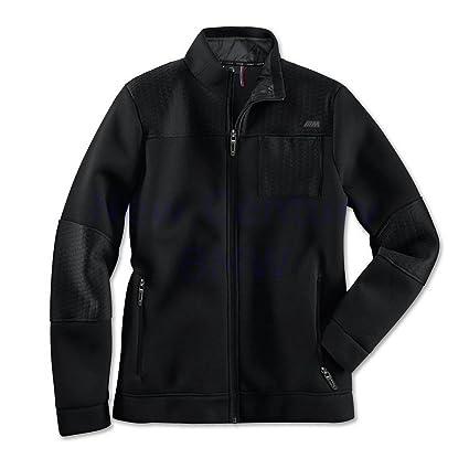 4e3772f6e Amazon.com: BMW Genuine Mens M Sweat Jacket - Black - S Small: Automotive