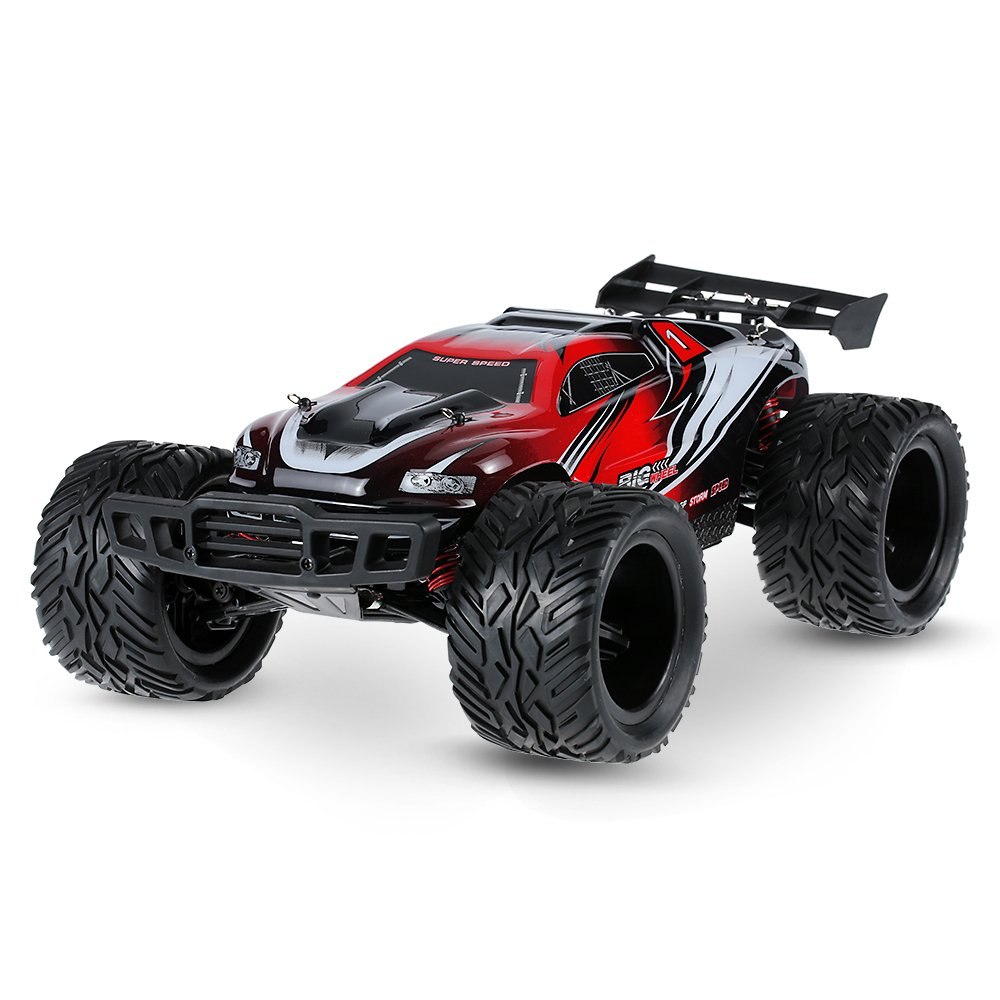 Goolrc Bg1508 High Speed Racing Monster Rc Truck Ready To Race Remote Control.. 14