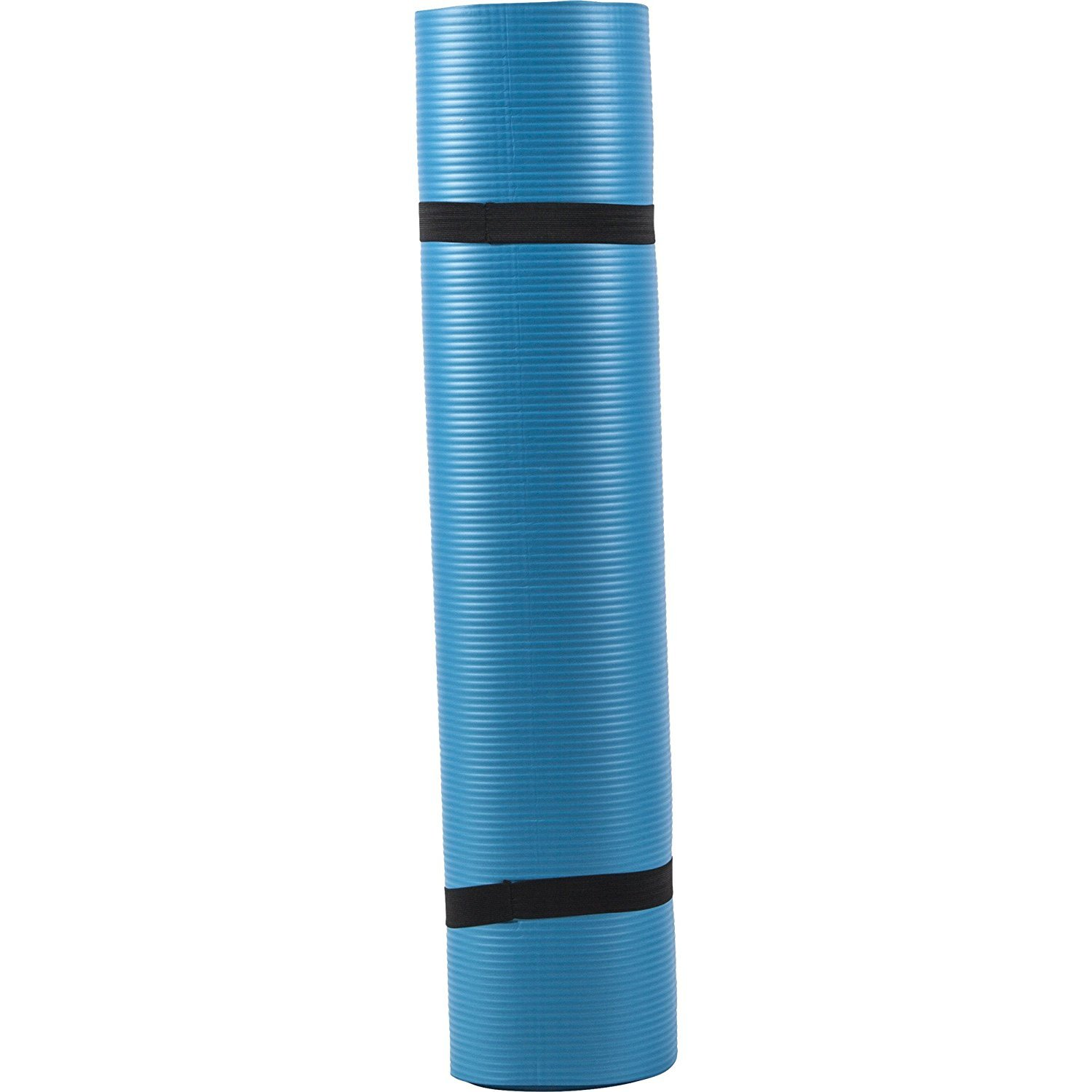 Amazon.com: Gorilla Sports – Esterilla de yoga XL Deluxe NBR ...