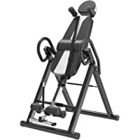 Foldable Gravity Inversion Table Back Stretcher Inverter Machine Height Adjustable