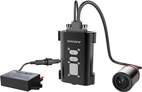 INNOVV C5 Black Camera with 1.8 Meter Cable Capacitor Version