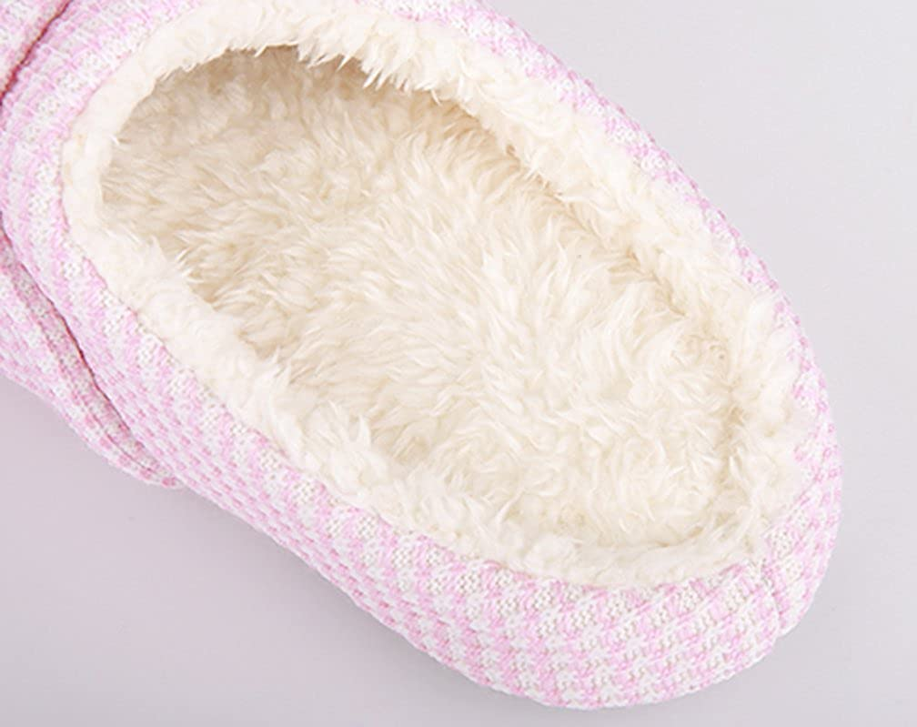 Cattior Kids Winter Warm Cute Slippers House Bedroom Slippers Toddler Little Kid