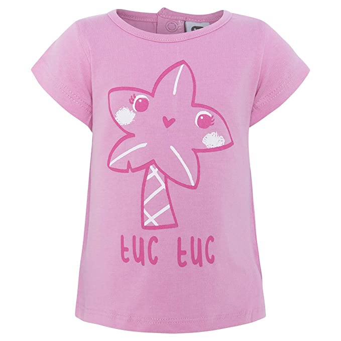 Tuc Tuc Girls Camiseta Punto Media Ni/ña T-Shirt