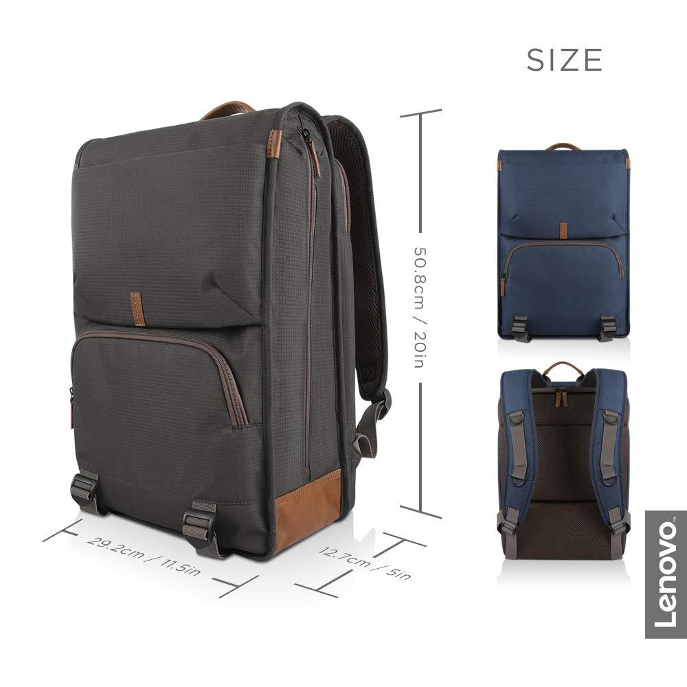 Lenovo 15.6-inch Laptop Urban Backpack B810 by Targus Blue