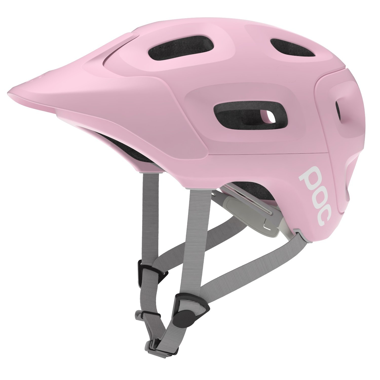POC Trabec Helmet Ytterbium Pink, M/L by POC