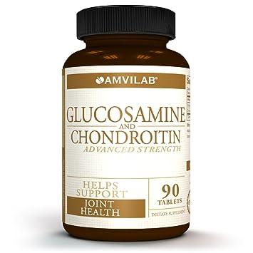 Amazon.com: Glucosamina y Condroitina – Salud de las ...