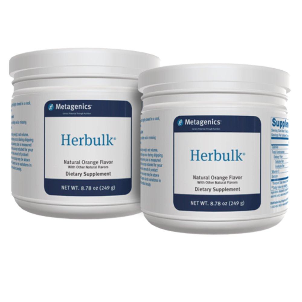 Metagenics Herbulk 30 Servings - TwinPak