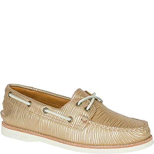 f61ad564116 Sperry Top-Sider Gold Cup Authentic Original Boat Shoe Women 7.5