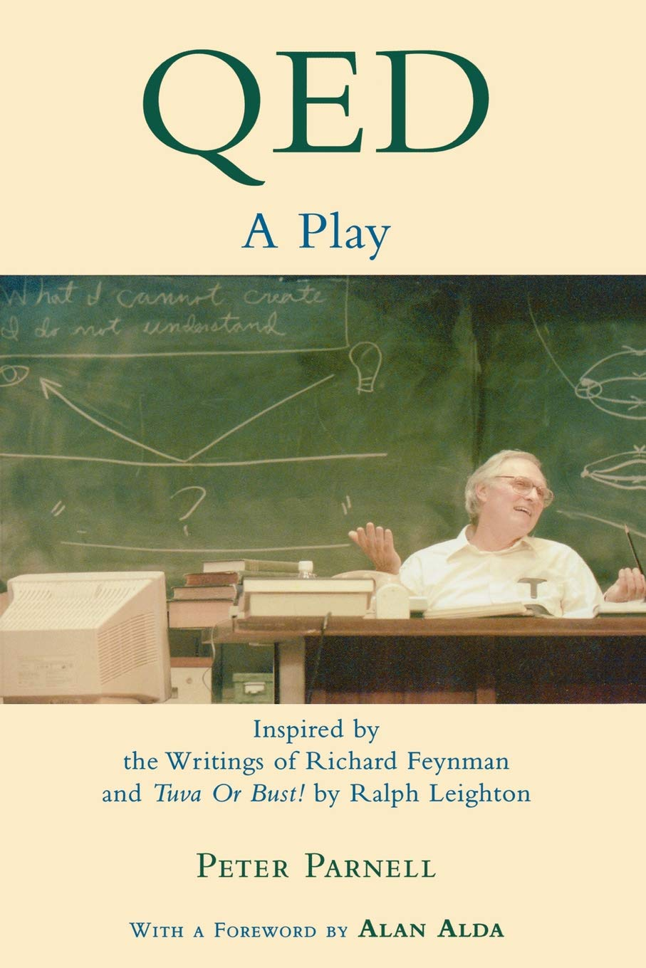 Buy Qed A Play Inspired By The Writings Of Richard Feynman