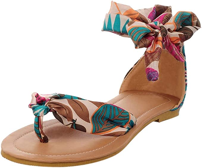 Lurryly Summer Mid with Toe Sandals Buckle Casual Shoes Fashion Women Thick Sandals