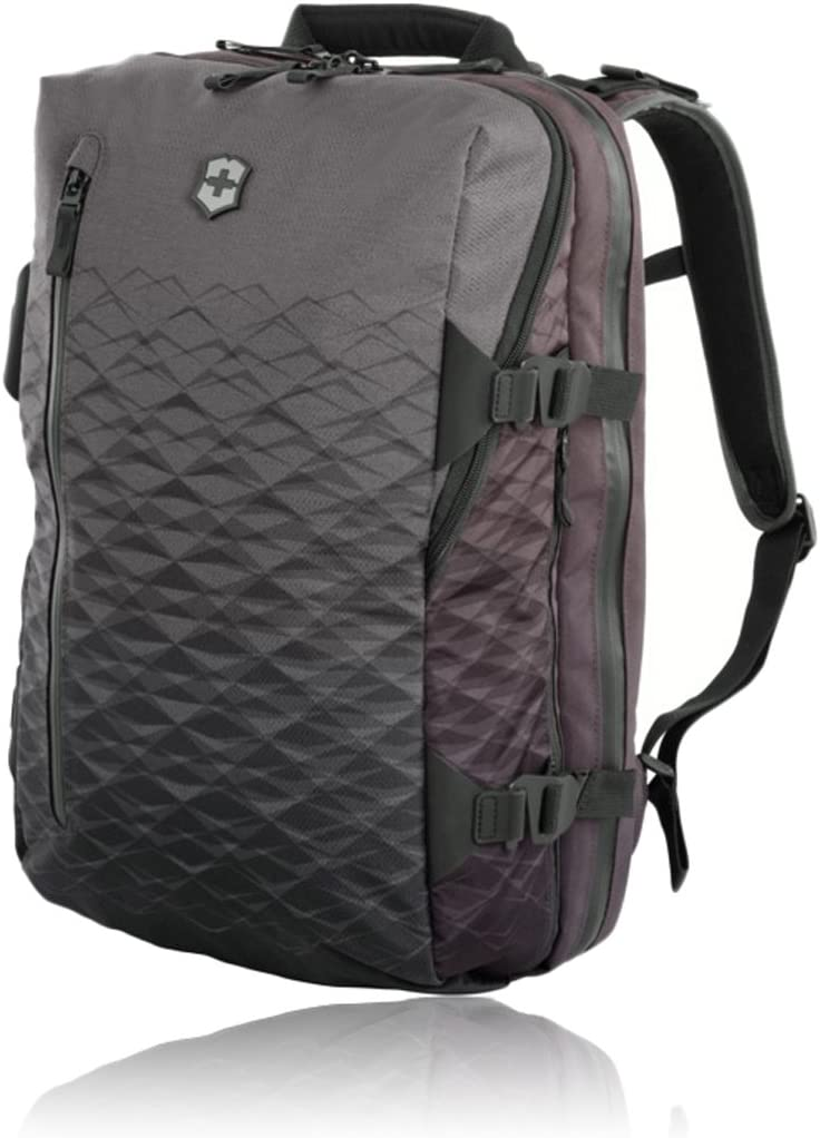 "Victorinox VX Touring 17"" Laptop Backpack with Tablet Pocket, Anthracite, 19.2-Inch"