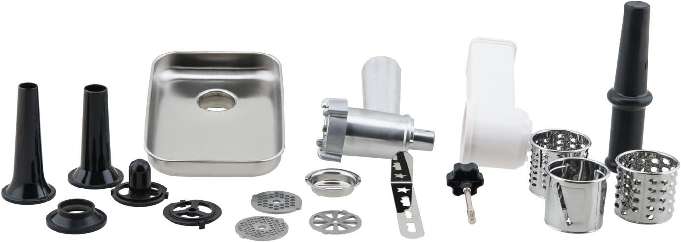 H.Koenig AC8 Stand Mixer para KM80S AC8-Juego de Accesorios para ...