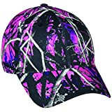 Outdoor Cap Women's Mid Profile Cap, Muddy Girl