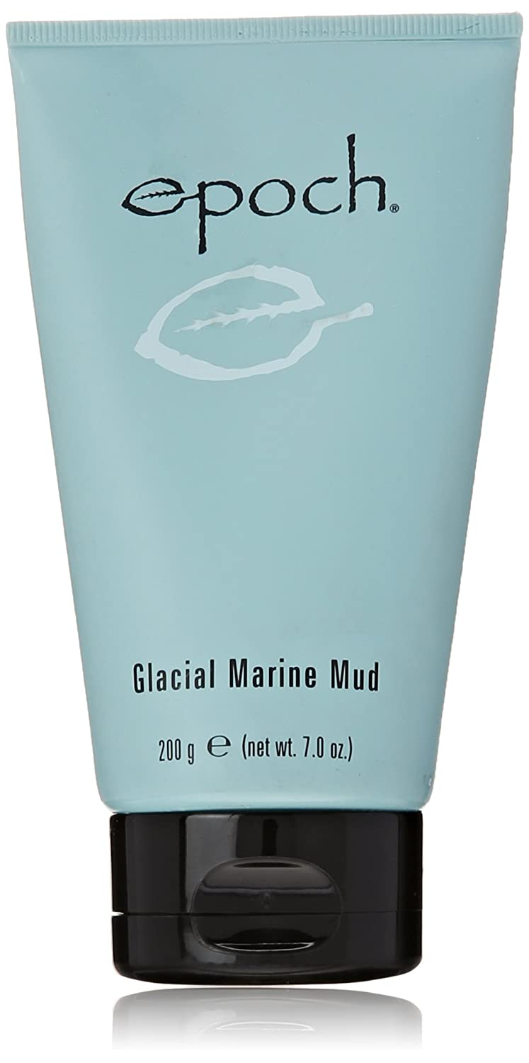 Nu Skin Epoch Glacial Marine Mud - Revitalising clay mask with sea botanicals draws out dirt and impurities from the skin Green