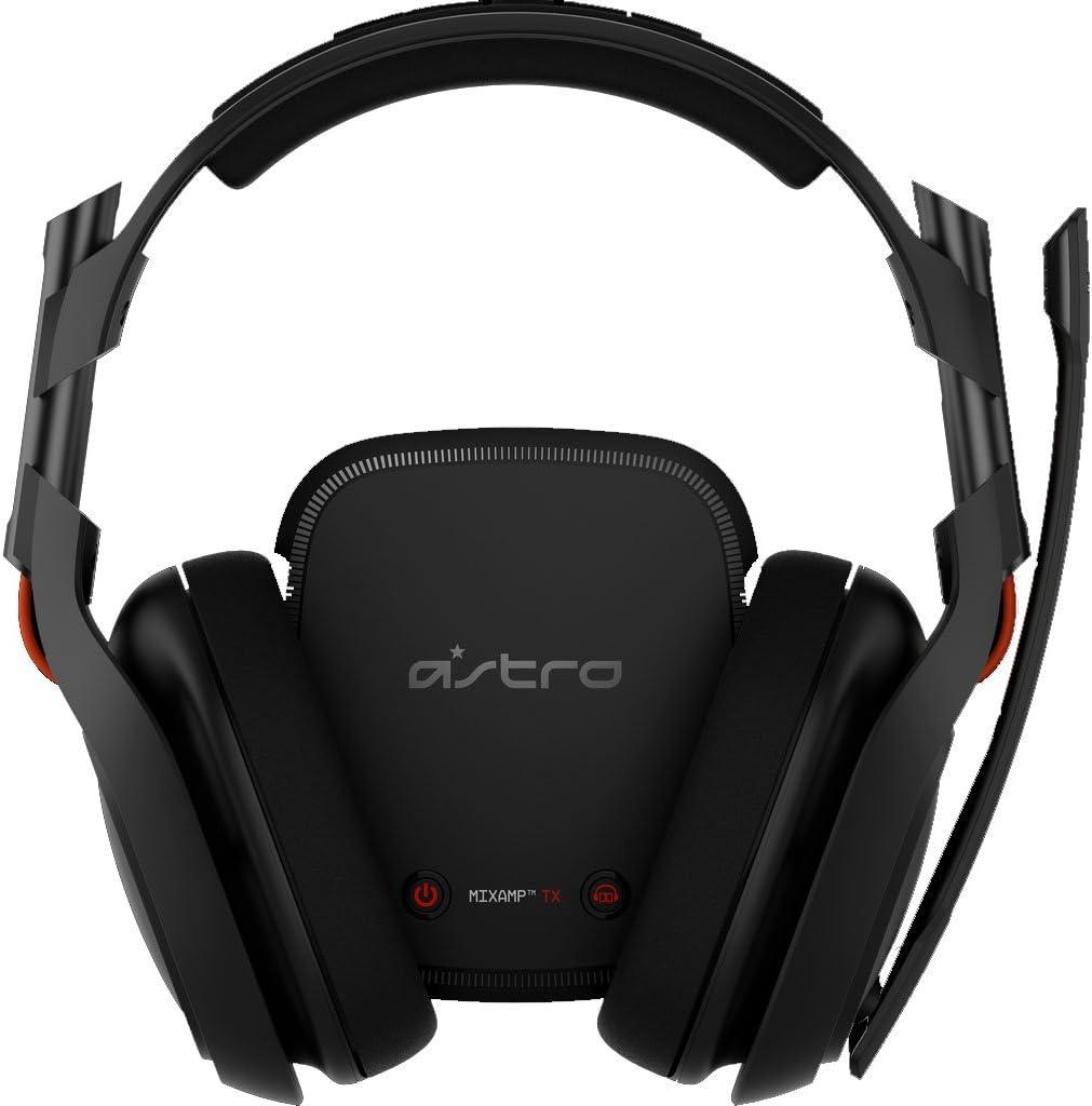 ASTRO GAMING A50 Casque Gaming sans fil compatible PCMACPS3PS4XBOX360 (nécessite un accessoire supplémentaire pour Xbox One)