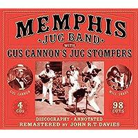 Gus Cannon's Jug Stompers [Importado]