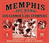 Memphis Jug Band with Gus Cannon's Jug Stompers