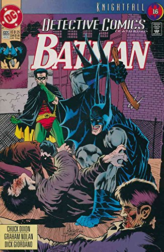 Top 1 recommendation detective comics batman 665 2019