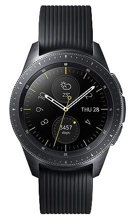 """Samsung SM-R810NZKABTU Reloj Inteligente Negro SAMOLED 3,05 cm (1.2"""")"""