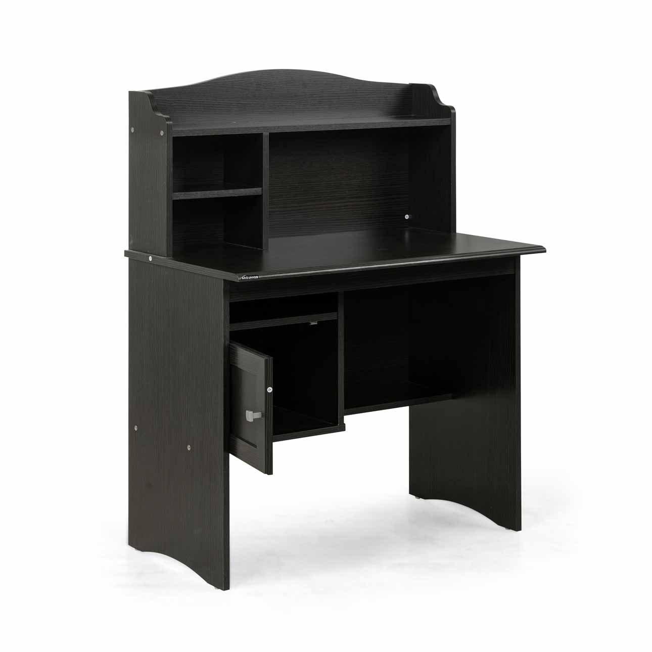 35ccc6ec Royaloak Zara Study Desk (Wengey): Amazon.in: Home & Kitchen